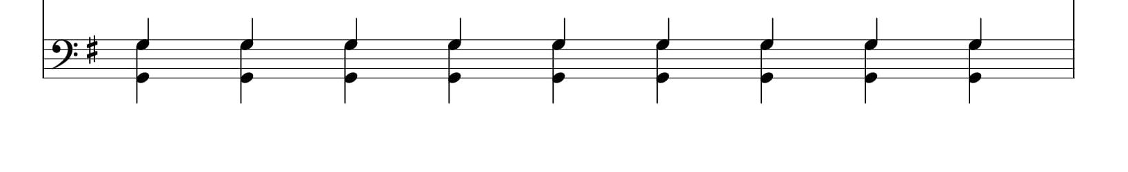 Прокимен, 2 глас, знаменный распев